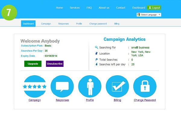 tweet4business – campaign analytics | Using twitter for marketing